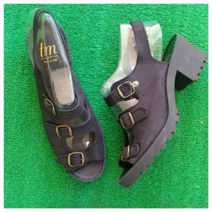 THOM MCAN Leather sandals